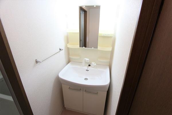 403号室洗面