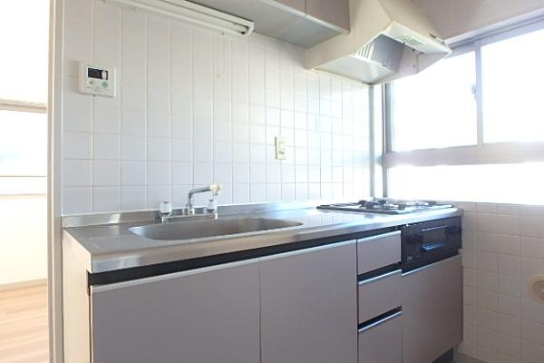 401号室キッチン
