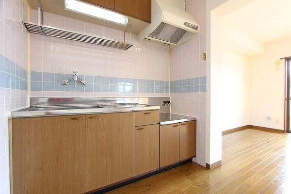 403号室キッチン