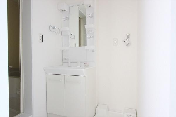 201号室洗面