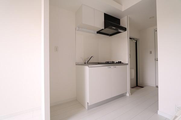 201号室キッチン