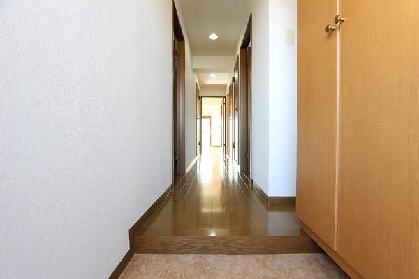 403号室玄関
