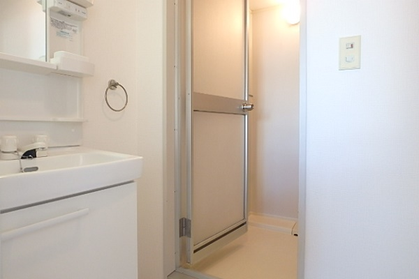 401号室洗面