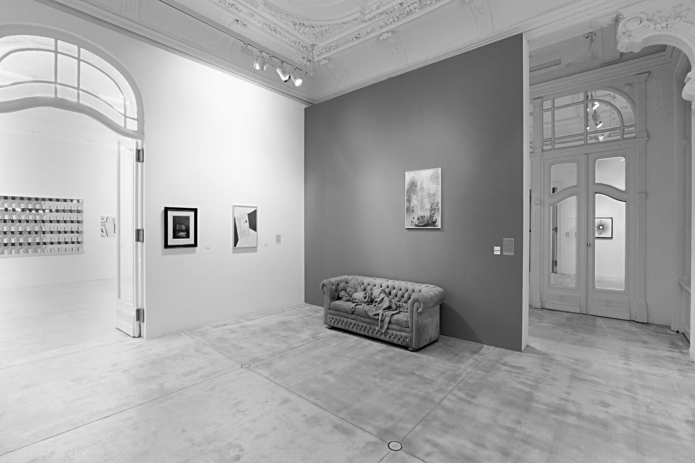 Galerie Krinzinger Wien Exhibition Icon.