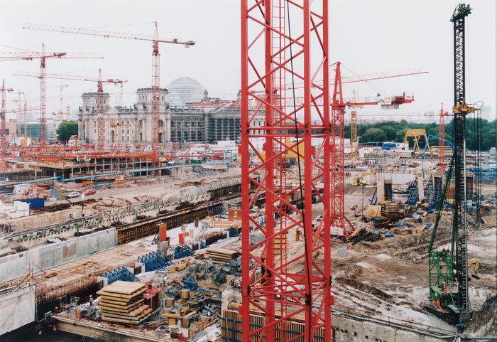 Frank Thiel Edition Berlin mit Reichstag