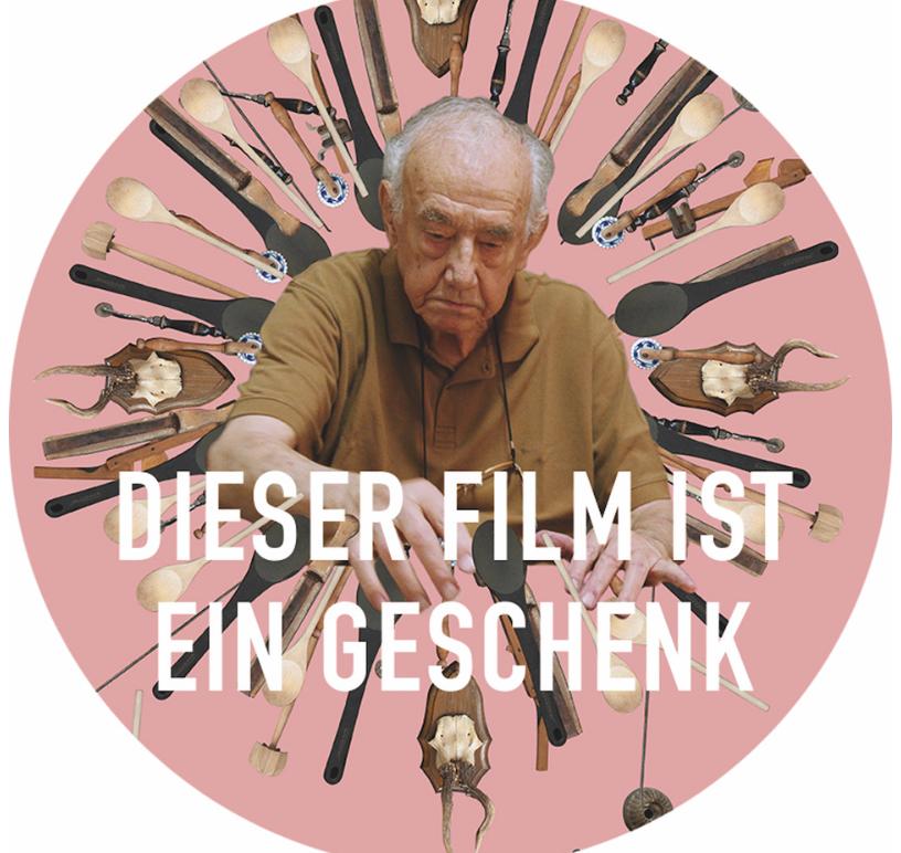 Daniel Spoerri - Dieser Film ist ein Geschenk DVD