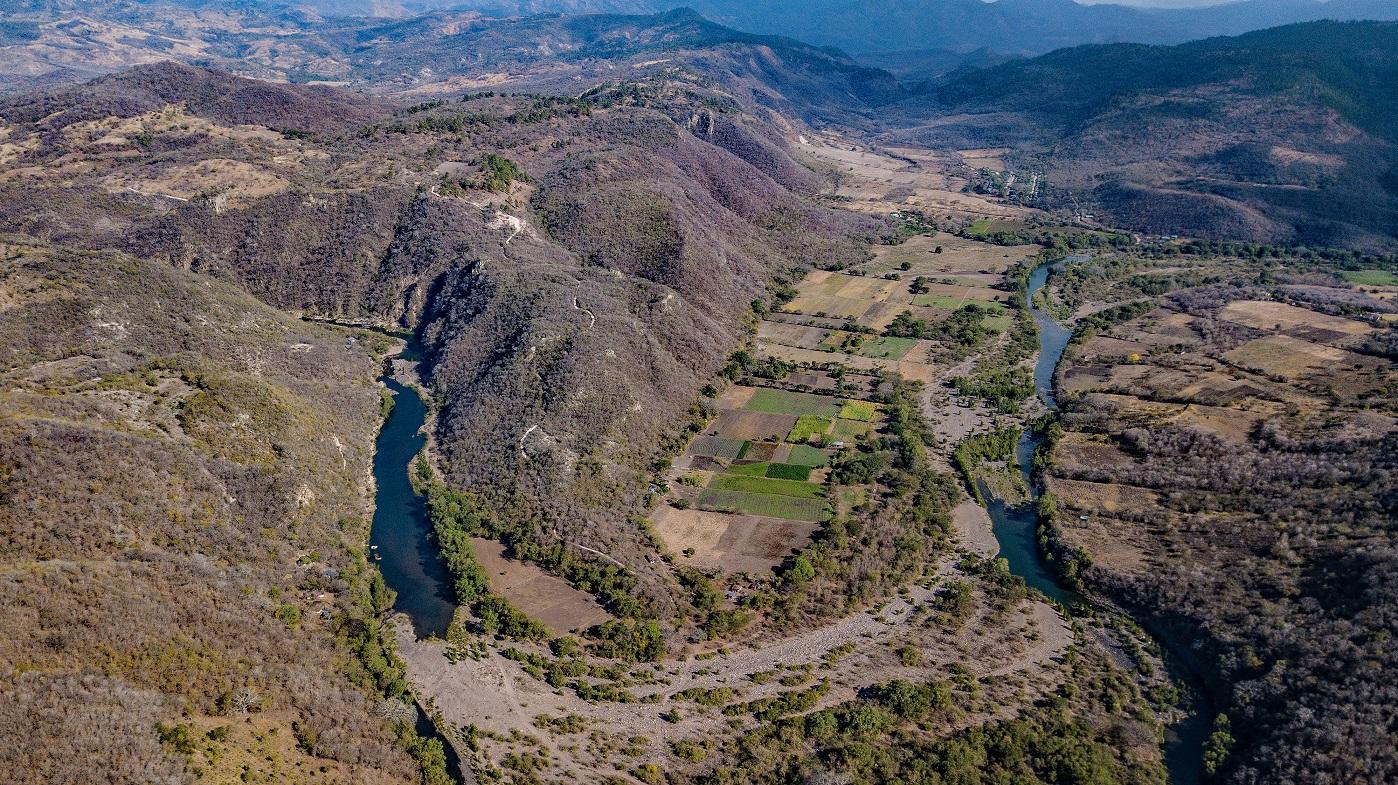 Sicht auf den Somoto Canyon