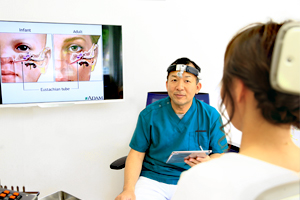大阪府 堺市 耳鼻科 耳鼻咽喉科 しまだ耳鼻咽喉科