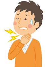 大阪府 堺市 耳鼻科 耳鼻咽喉科 しまだ耳鼻咽喉科 咽頭炎 扁桃炎 扁桃腺