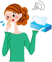 耳鼻 花粉 科 症