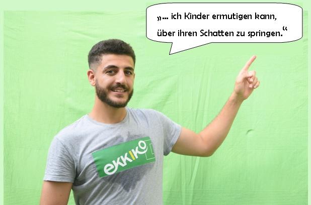 Salim (Trainer) ekkiko & Querpass Zukunft