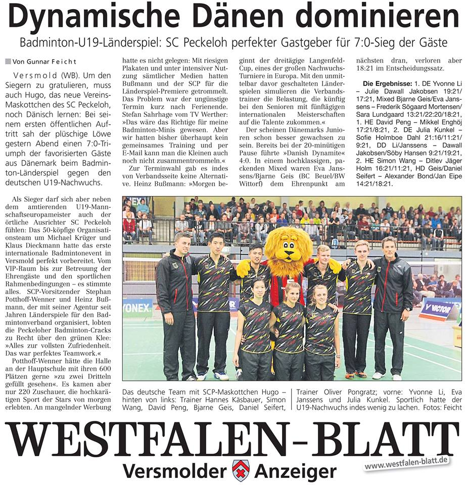 Quelle: Westfalen-Blatt 2014