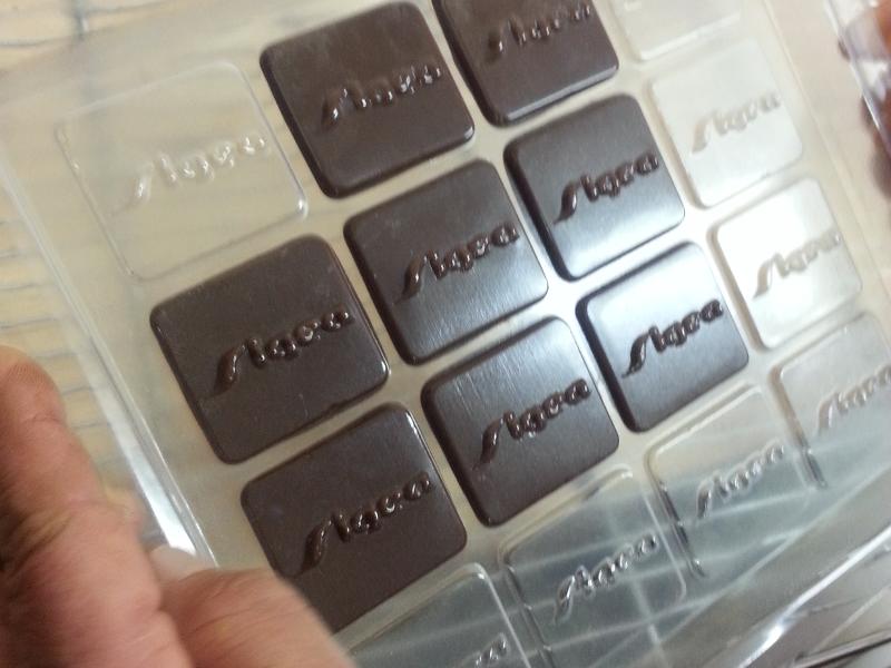 chocolate mold SIGEA