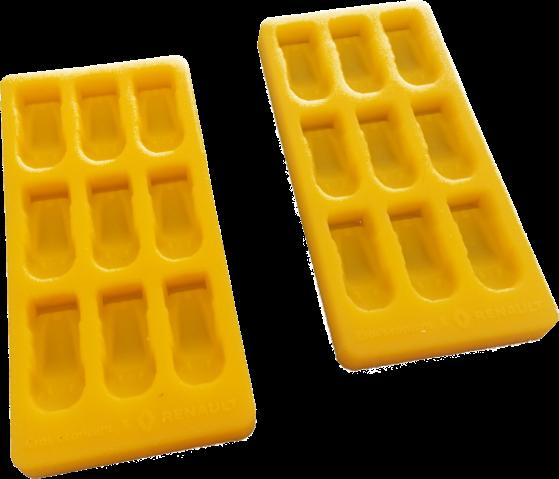 moule à glaçon  en silicone RS01 pour L'ATELIER RENAULT