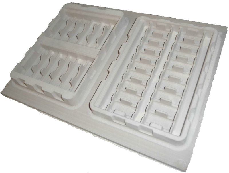 prototype  et assistance tray