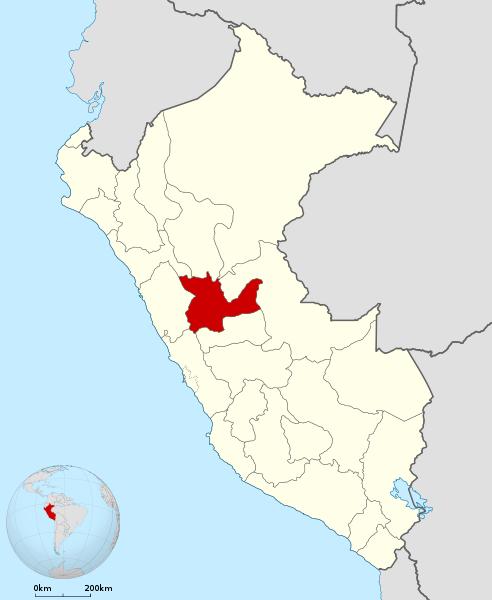 Huanuco, Peru