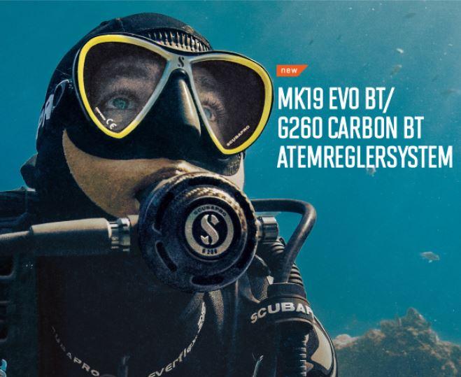 MK19 EVO BLACK TECH/G260 CARBON BLACK TECH