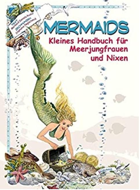 Meerjungfrauen Schnupperkurs incl. Mermaids Kleines Handbuch
