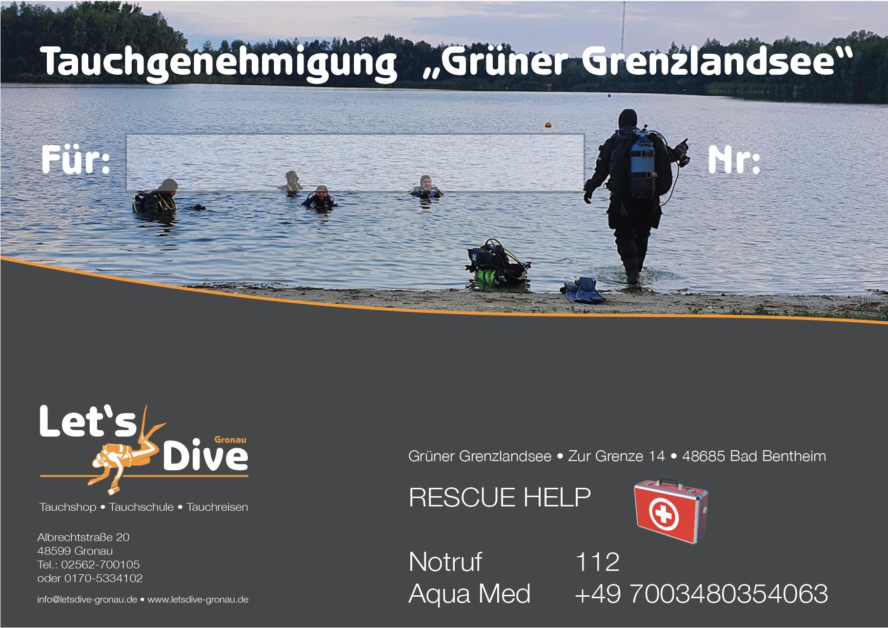 Let´s Dive Club!