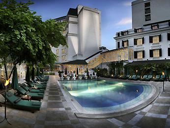 Hanoi - Sofitel Legend Metropole