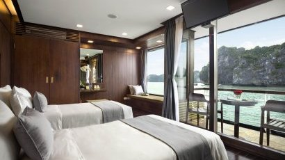 Halong Bucht - Orchid Cruise