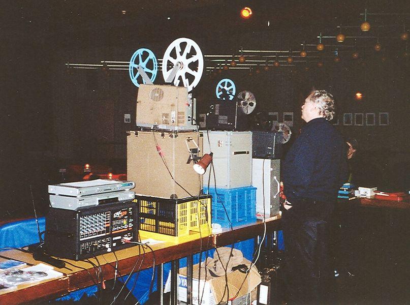Schmalfilmdisco