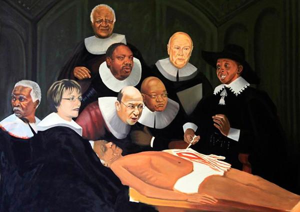 Mandela © Yuill Damaso