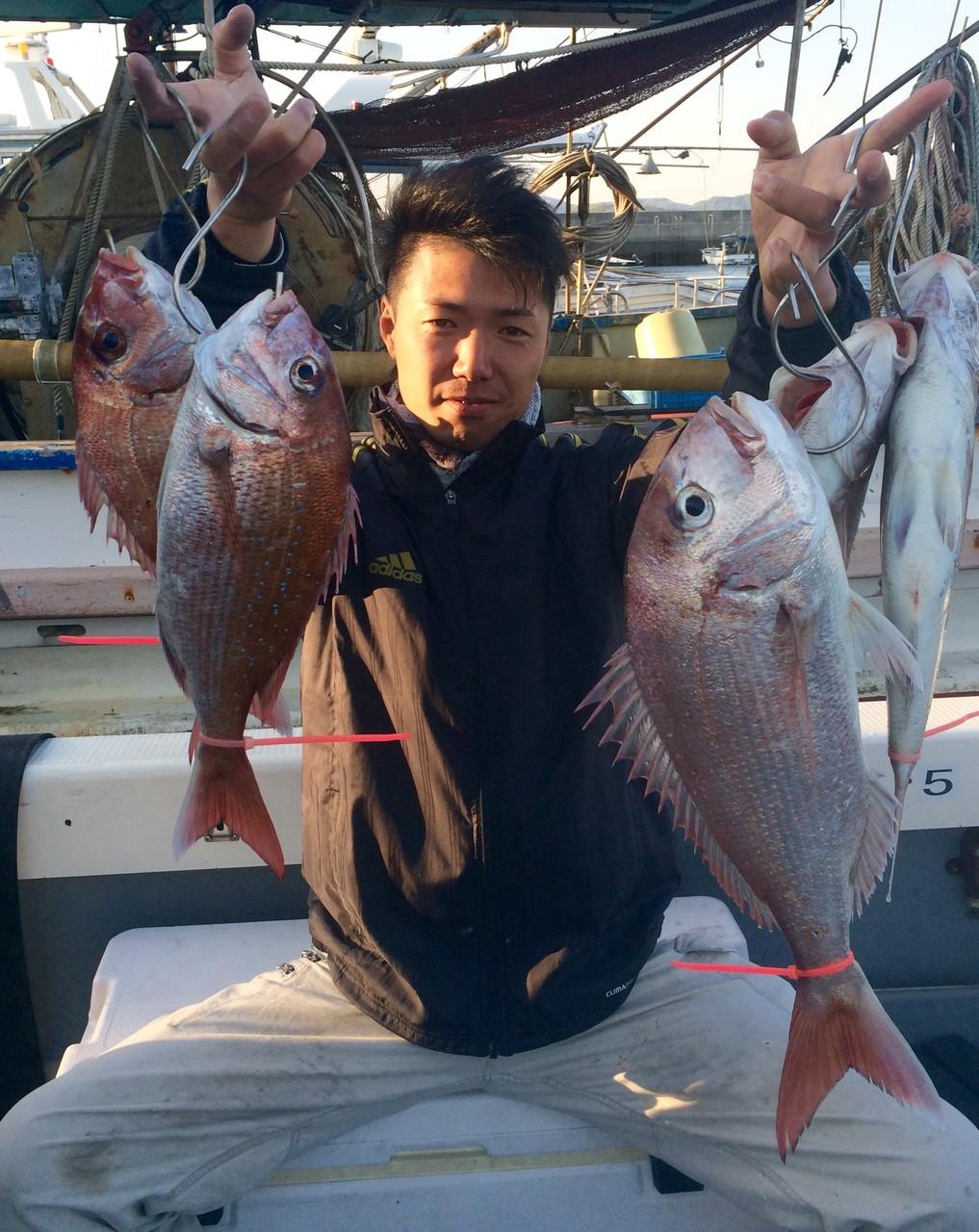竿頭!!5Fish!