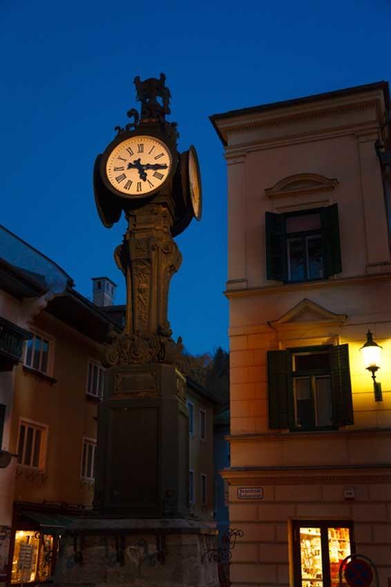 Bild: Autodynamische Uhr: Ritter von Lössl