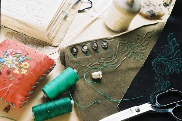Leather trousers tailor