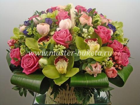 9-403 (21 кустовая роза)