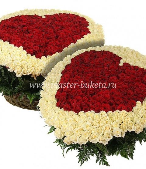 9-1001 (601 роза)