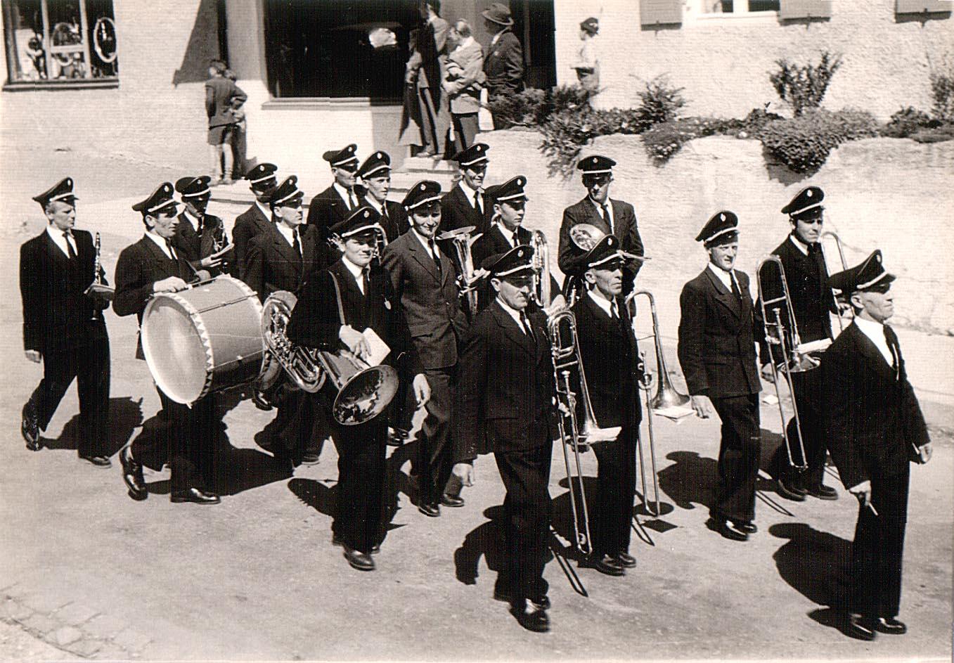 1957.08.25 - Musikfest Weilheim