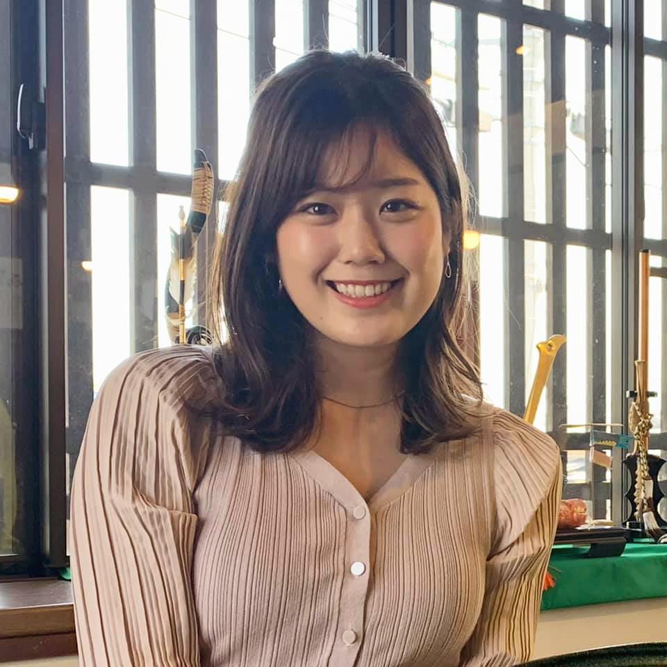 NBS長野放送の戸田山貴美アナが朝カレーの取材に来てくれました!