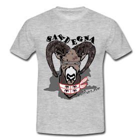 Sardegna Männer T-Shirt