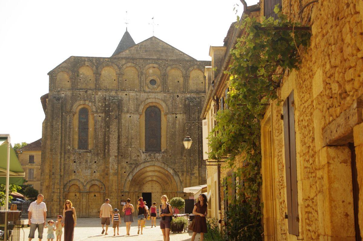Abadía de Cadouin