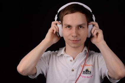Patrick ist Hochzeit- und Event DJ und spricht polnisch.
