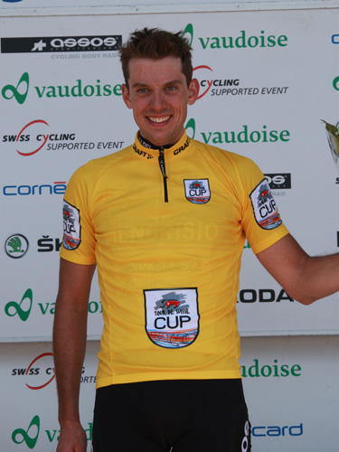 Thièrry Cyrille ist Leader im TDS-Cup nach zwei Rennen.