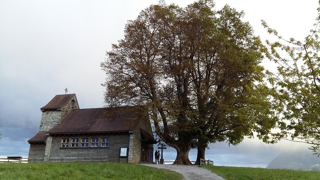Maiandacht Kapelle