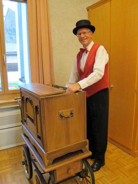Seniorenchlaus Orgelmann