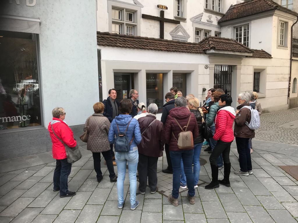 Stadtführung: Abseits Luzern