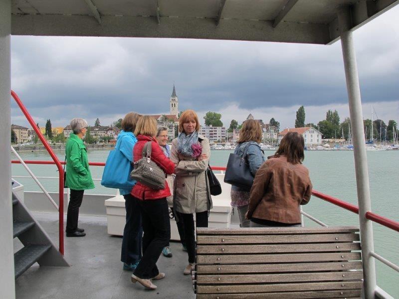 Vereinsreise Bodensee