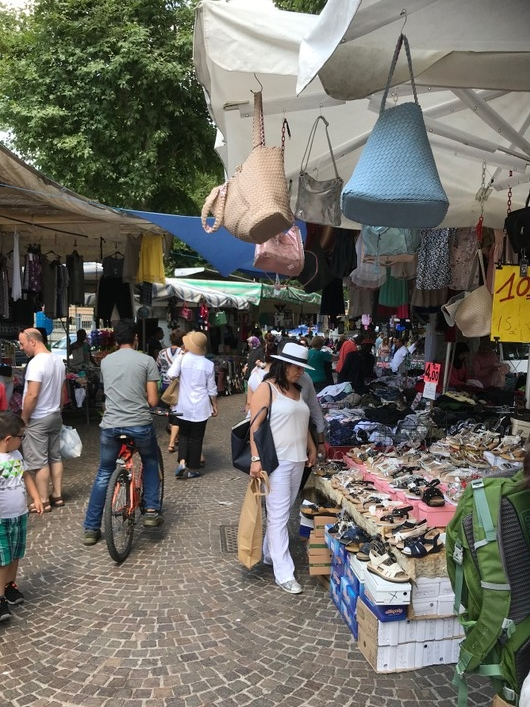 Como: Markt