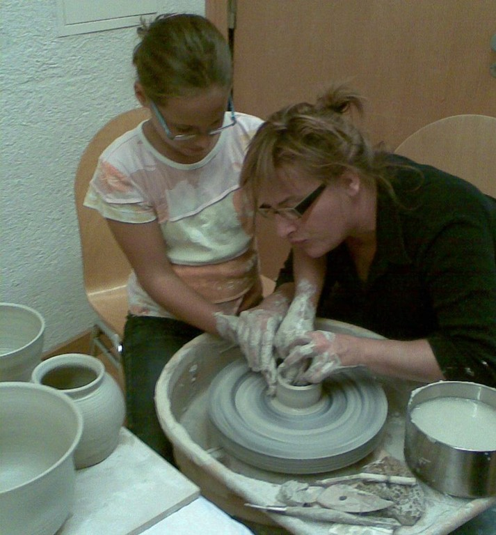 Töpferkurs mit Susanne Graf