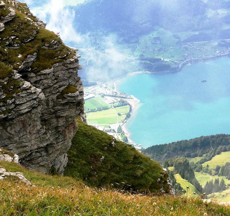 Vereinsreise Chäserrugg_Blick Walensee