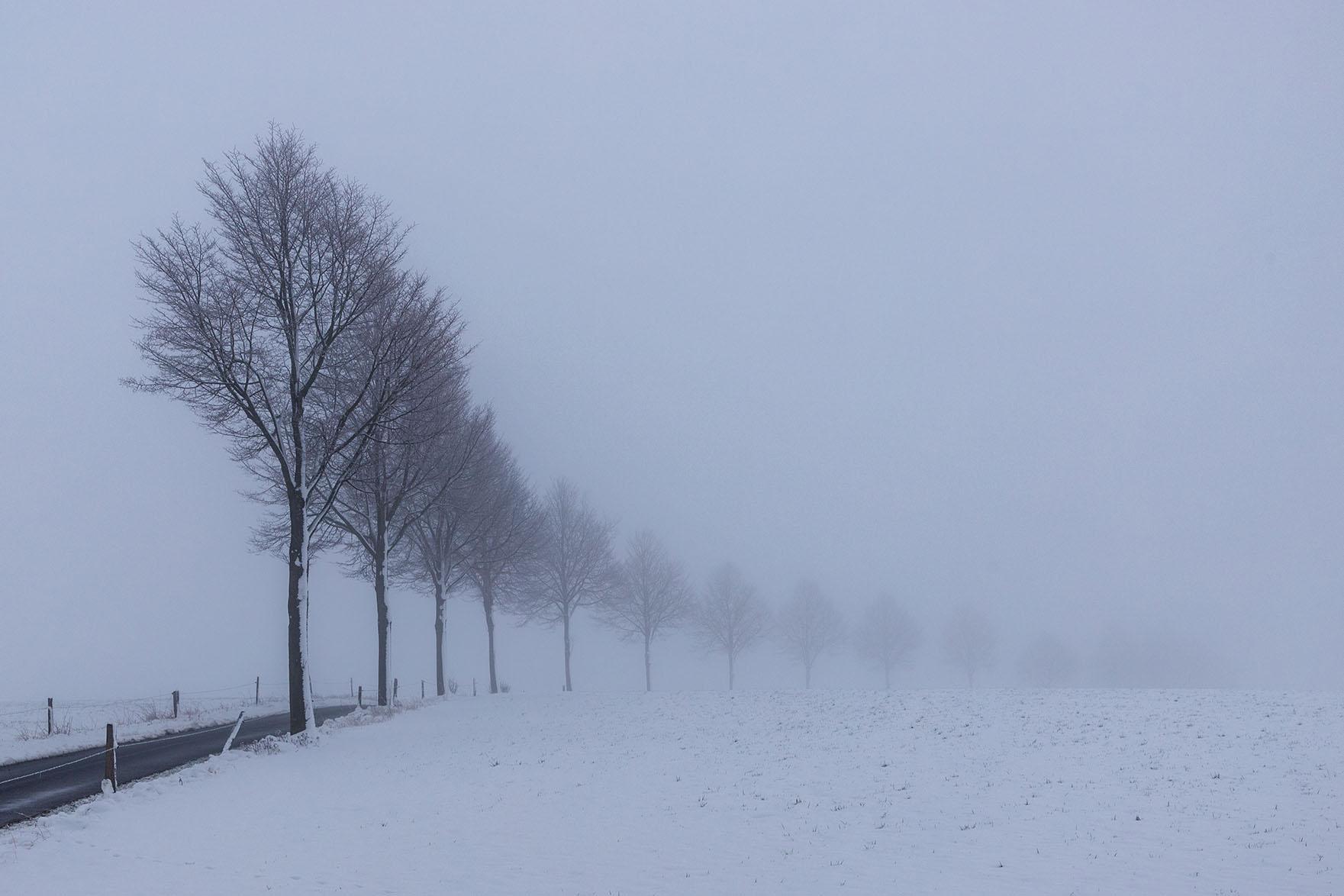 Bergischer Winter