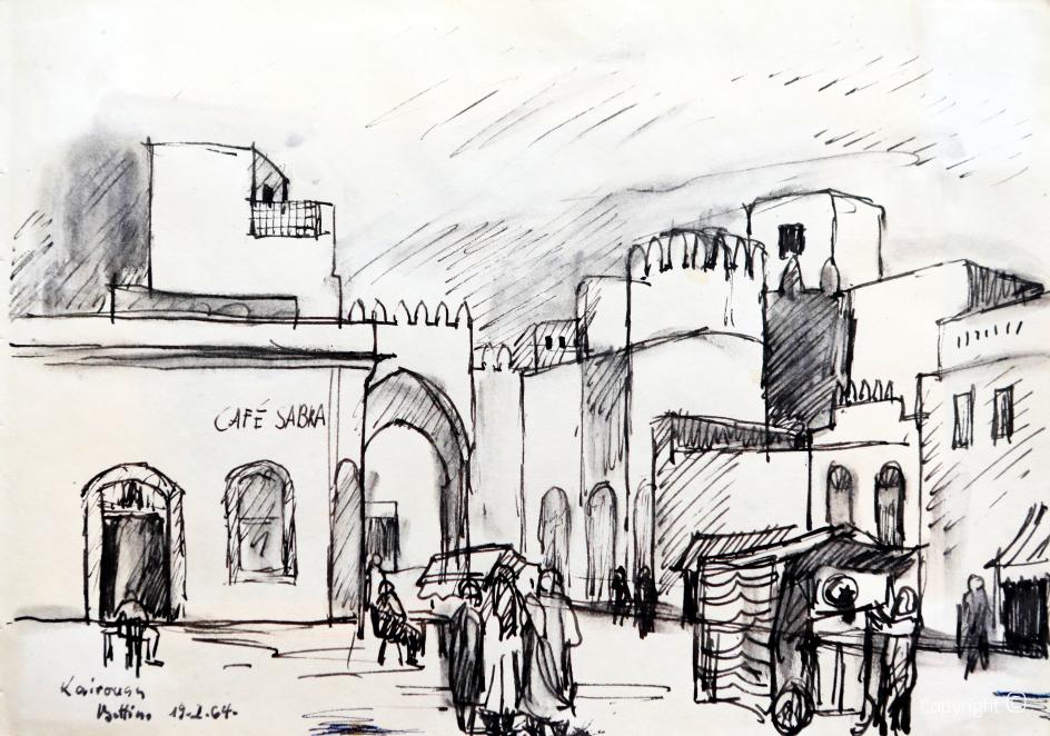 Kairouan, 1964