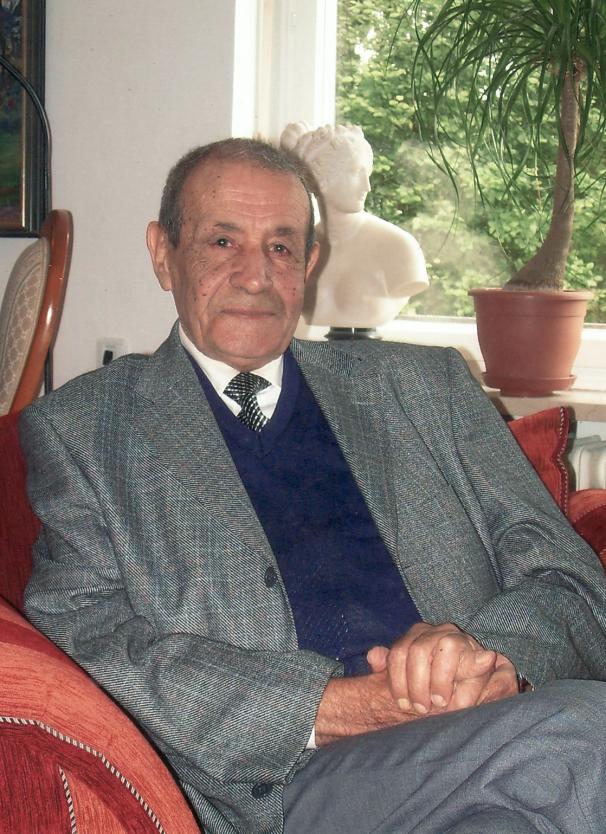 Abdelhamid Ayech, 2003