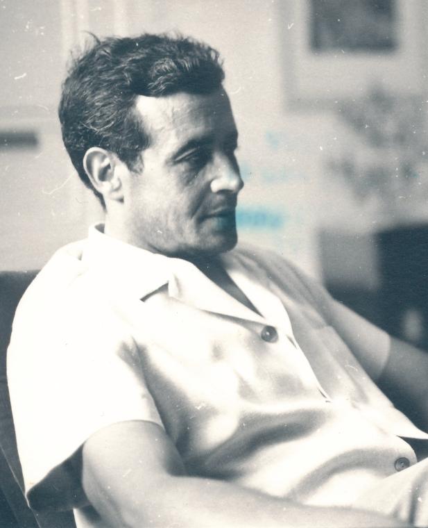 Abdelhamid Ayech, 1975