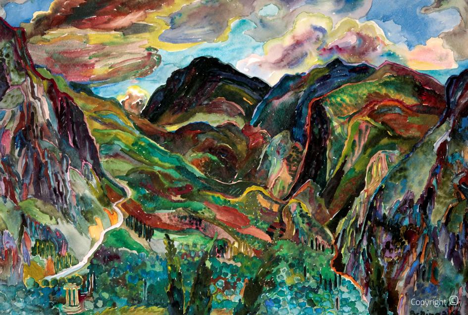 Delphi, 1966